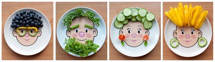 برنامه غذایی 2 تا 3 سالهها!
