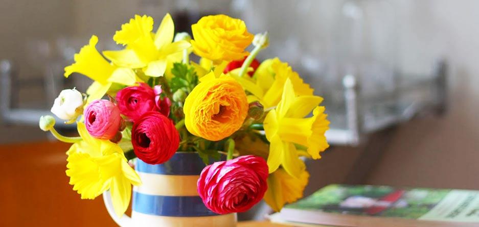 پنج گل خوش آب و رنگ اما خطرناک