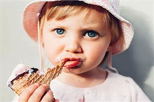 کودکان در تابستان چقدر بستنی بخورند؟