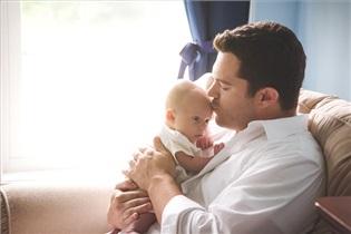 روشهایی برای ارتباط عمیقتر پدران و نوزادان