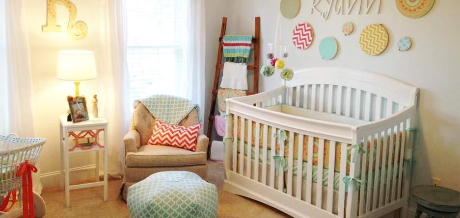 برای دکوراسیون اتاق نوزاد سراغ چه جنسهایی نروید؟