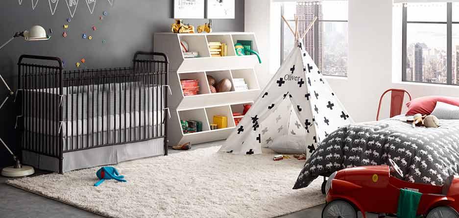 تغییر دکور اتاق کودک با 8 ترفند ساده