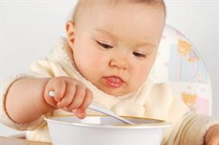غذاهای کودکان زیر یک سال