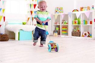 تکامل و پیشرفت فیزیکی به کمک بازی : هُل دادن و کشیدن