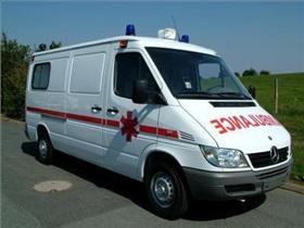 امدادگران جان زن بارداری را در اندیکا خوزستان نجات دادند