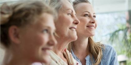 رابطه سن و سلامت در خانمها
