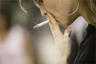 کاهش شانس باروری در سیگاریها 