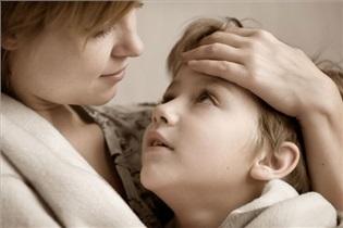 حمایت روانی، وظیفه والدین در هنگام بیماری کودک