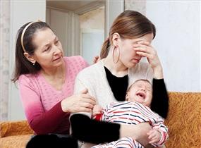 درد دلهای مامان/ من هم پابهپای بچه گریه میکردم!