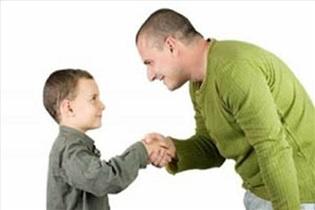 تأثیر گذاری کلمات در رفتار کودک