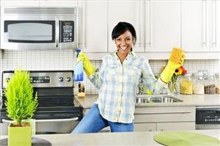 رابطه تمیز کردن خانه با سلامت روانی!