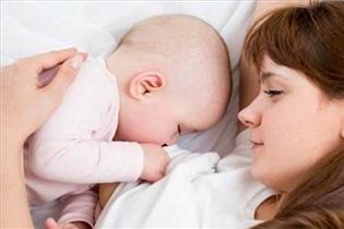 فواید شیر دادن به نوزاد ...
