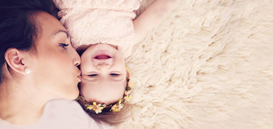 راهنمای لذت بردن از مادر شدن
