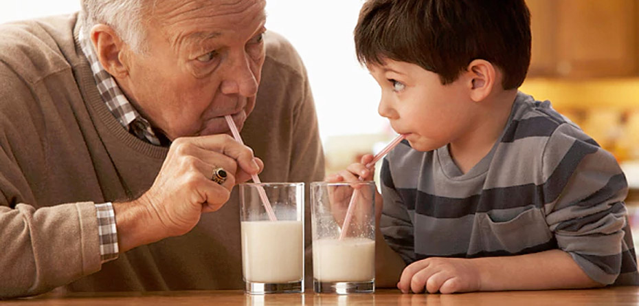 بالاخره در هوای آلوده، شیر بنوشیم یا نه؟