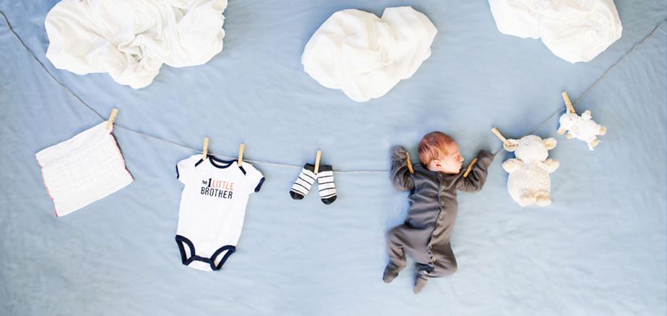 چطور مادر خلاقتری برای نوزادم باشم؟