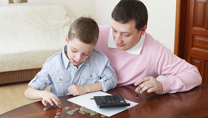 چگونه عادتهای اشتباه مالی را از نوجوانان خود دور کنیم؟