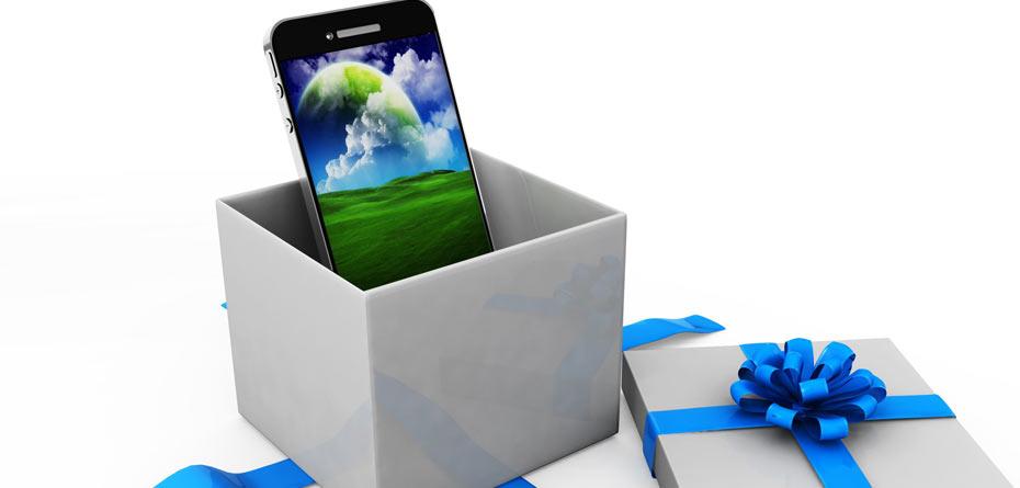 شانس خود را برای برنده شدن گوشی موبایل آیفون 6 امتحان کنید