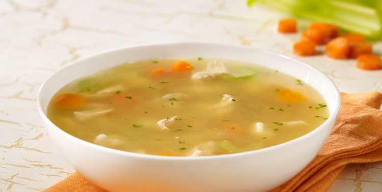 خوردن سوپ در بارداری