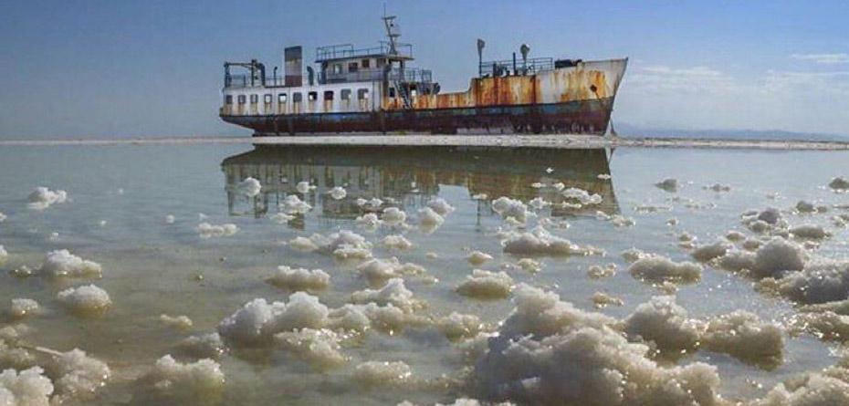 نمک دریاچه ارومیه را نخرید!