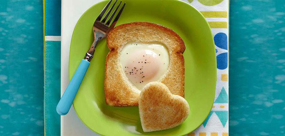 با این غذاها فرزندتان عاشق تخممرغ میشود
