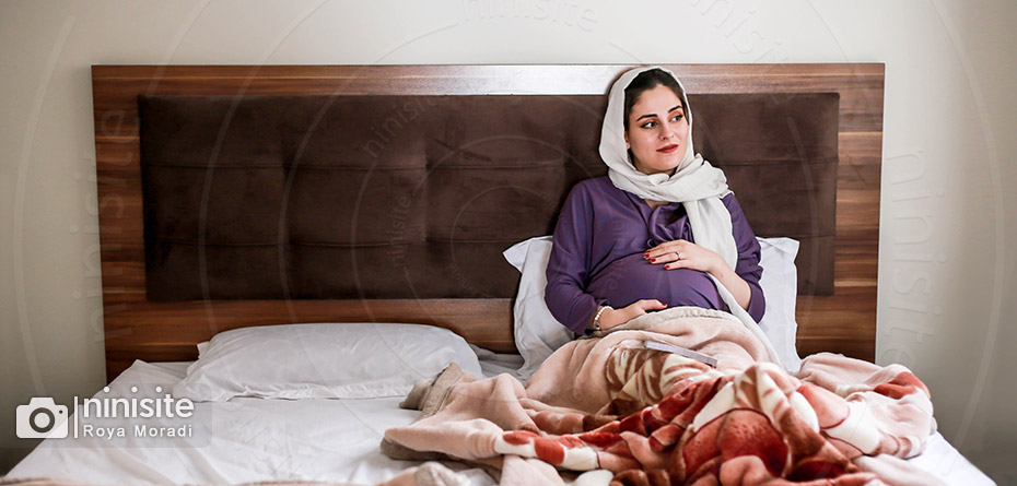 درمان بی خوابی بارداری، با تغییر دکوراسیون!