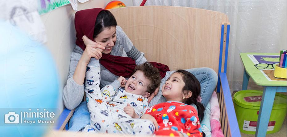 تربیت کودک شاد با 5 راهکار کلیدی!