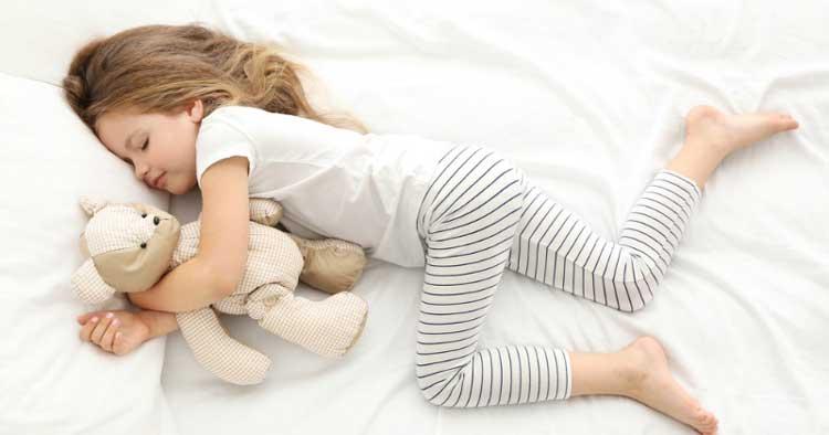 خواب کودک را تنظیم کنید