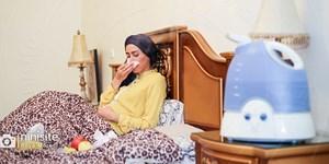 عفونت ریه در بارداری