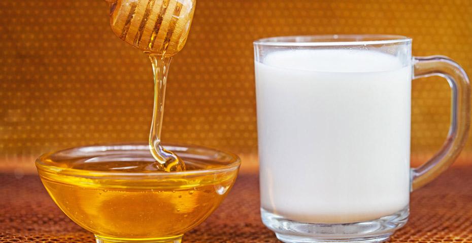 فواید شیرعسل برای دستگاه گوارش