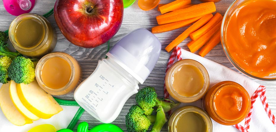روشهای صحیح نگهداری از غذای کودک در یخچال و فریزر