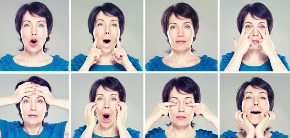 آموزش یوگای صورت، برای جوانی پوست
