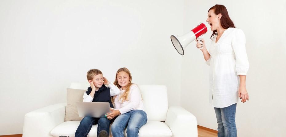 با ناآرامیهای کودکان در دیدارهای نوروزی چه کنیم؟