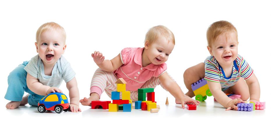 این بازیها فرزند یکساله شما را باهوش میکند