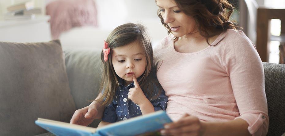 چطور برای فرزندمان کتاب انتخاب کنیم؟