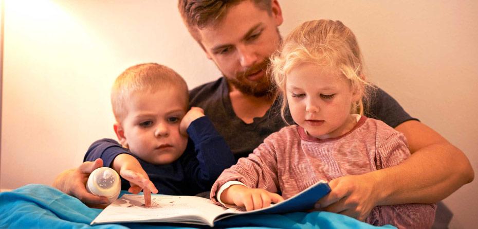 تا سه سالگی داستانهای خیالی و رویاگونه نگوئید