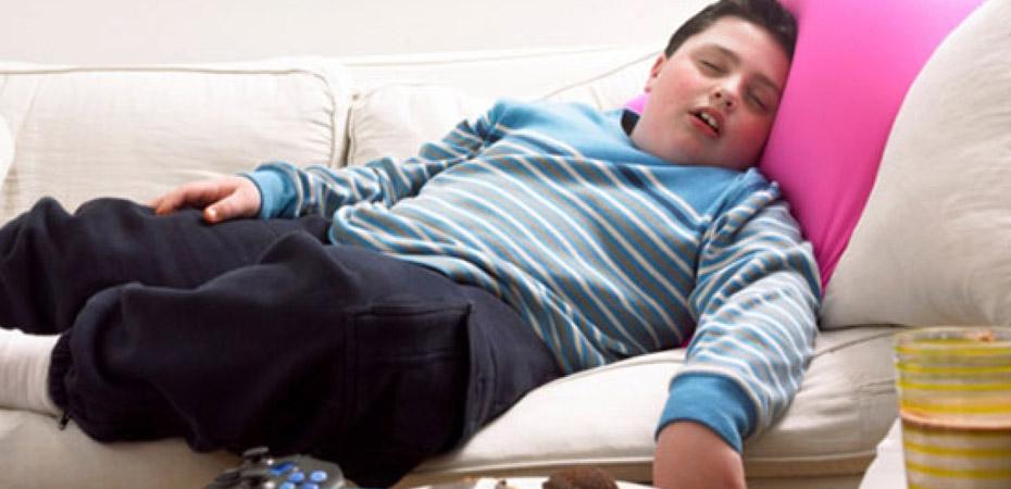 چاقی شما به فرزند و نوهتان ارث میرسد