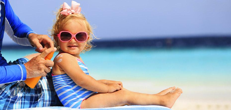 بهترین ضد آفتاب کدام است؟ اس پی اف 35،65 یا 100؟