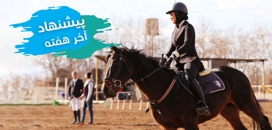 این هفته در مشهد، تهران، شیراز و اردبیل