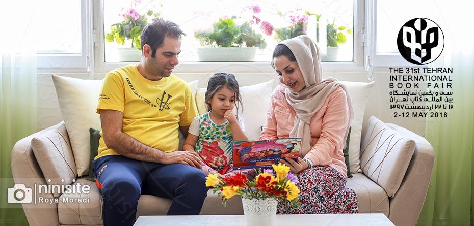 کودک 1 تا 5 سال دارید؟ این قصهها را برایش بخوانید