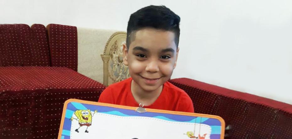 اهدای عضو، جان علی کوچولو را نجات داد