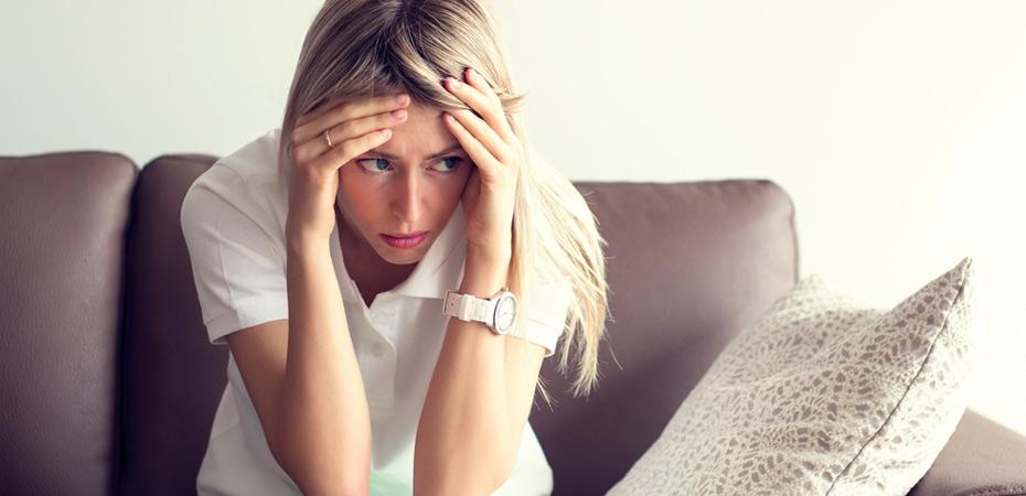 اختلالات قاعدگی در خانمها نشانهی بیماری خاصی است؟