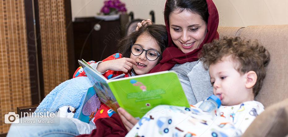 کتابهای داستان شاهنامه برای بچهها بخرید
