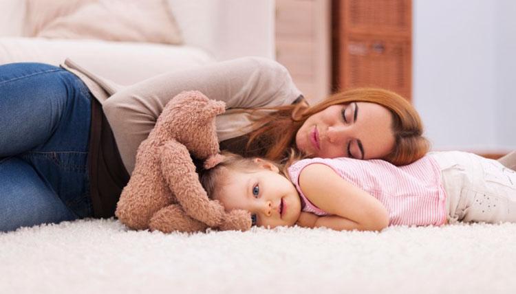 لالایی برای خواب راحت کودک