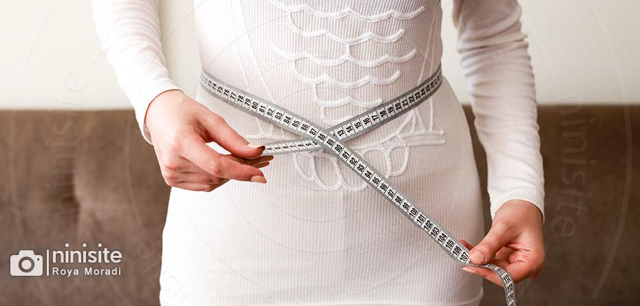 کاهش وزن آسان با حذف مواد منجمد