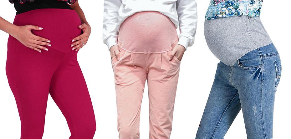 راهنمای خرید شلوار بارداری
