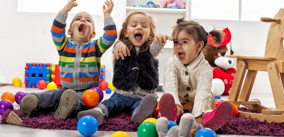 تشخیص تاخیر رشد در کودکان 3 تا 5 سال