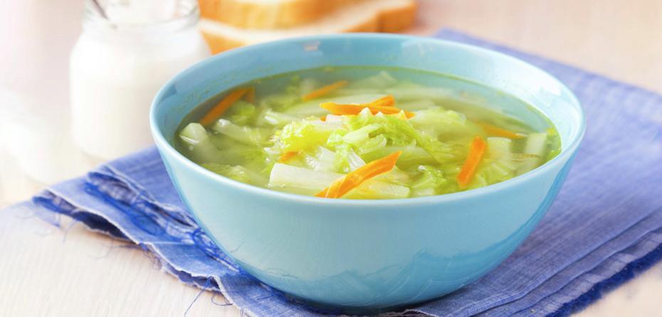 رژیم سوپ کلم برای چربی سوزی بعد از زایمان!
