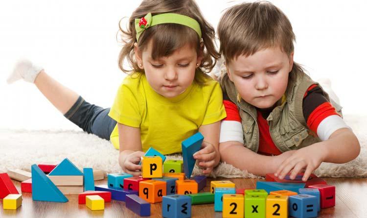 تقویت هوش کودکان با بازی ریاضی