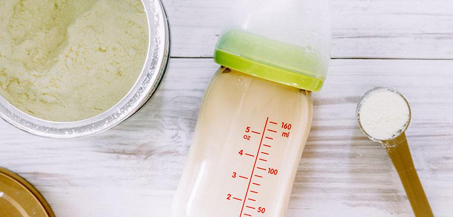 انتخاب شیر خشک مناسب