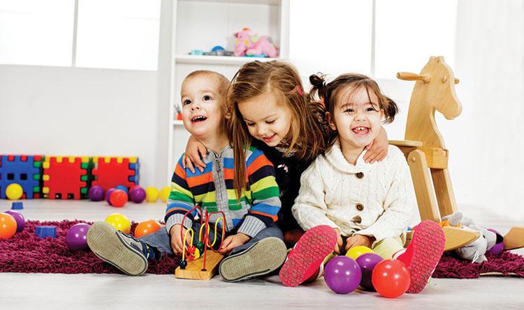تقویت روابط بین کودکان
